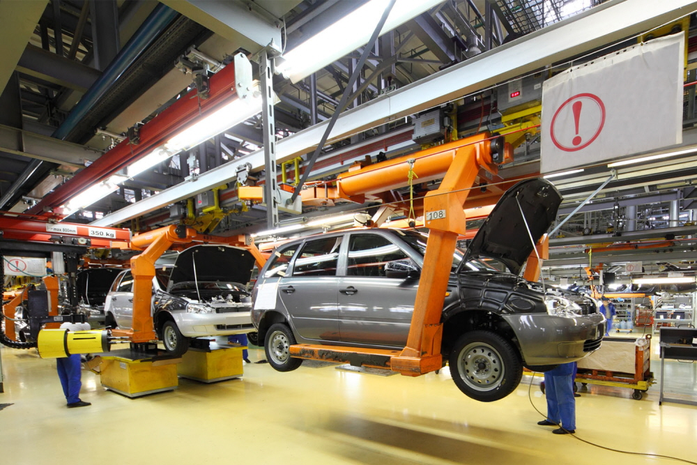 Car Manufacturer Case Image