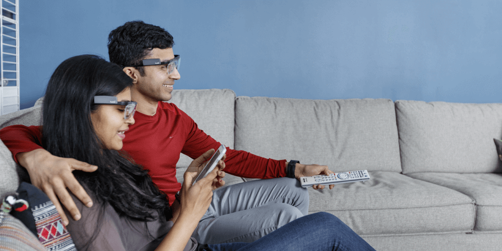 Tobii Pro Insight - Tobii Glasses 2 eye tracking